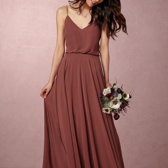 8bc4ed5d33 Jenny Yoo Dresses   Skirts - Bhldn Cinnamon Rose Jenny Yoo Inesse dress